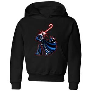 Felpa con cappuccio Star Wars Candy Cane Darth Vader Christmas- Nero - Bambini