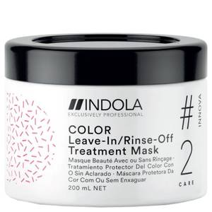 INDOLA Color Leave‐In /Rinse Off Treatment