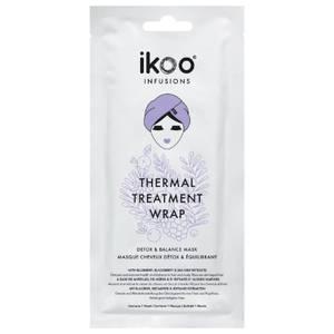 Ikoo Thermal Treatment Wrap – Detox & Balance Mask