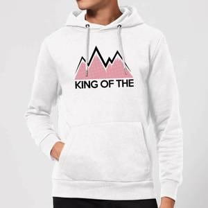 Summit Finish King Of The Mountains Hoodie - White