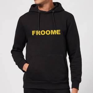 Summit Finish Froome - Rider Name Hoodie - Black