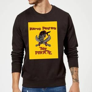 Summit Finish Pantani The Pirate Sweatshirt - Black