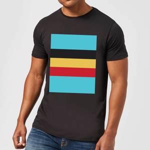 Summit Finish Belgium Flag Men's T-Shirt - Black