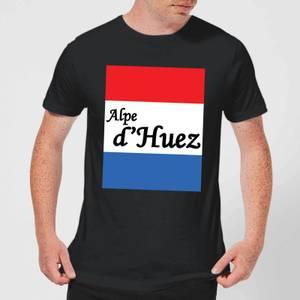 Summit Finish Alpe D'Huez Men's T-Shirt - Black