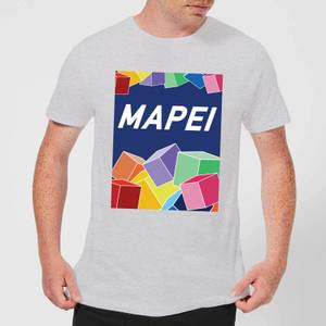 Summit Finish Mapei Men's T-Shirt - Grey