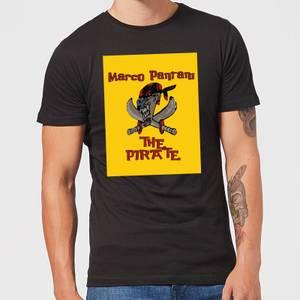 Summit Finish Pantani The Pirate Men's T-Shirt - Black
