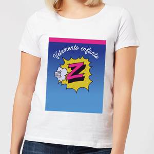 Summit Finish Z Vetements Women's T-Shirt - White