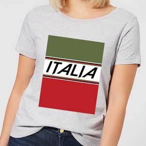 Summit Finish Italia Women's T-Shirt - Grey