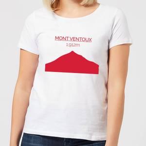 Summit Finish Mont Ventoux Women's T-Shirt - White