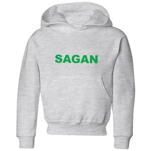 Summit Finish Sagan Bold Kids' Hoodie - Grey