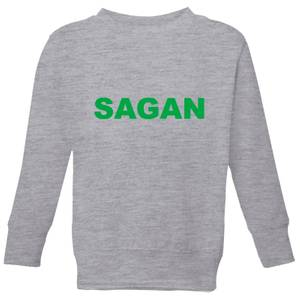 Summit Finish Sagan Bold Kids' Sweatshirt - Grey