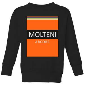 Summit Finish Molteni Kids' Sweatshirt - Black