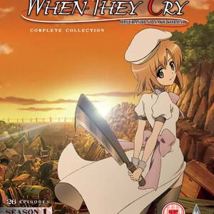 When They Cry S1 Collection BLU-RAY