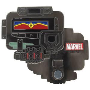 Décapsuleur en métal – Captain Marvel Pager