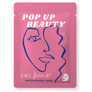 Pop Up Beauty Soothing Sheet Mask