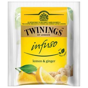 Twinings Infuso Lemon & Ginger/Infuso Raspberry & Pomegranate