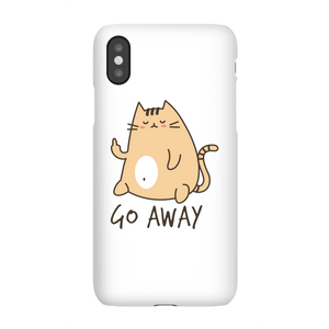 Go Away Phone Case for iPhone and Android