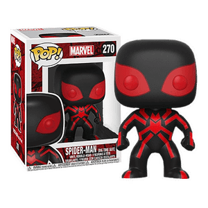 Marvel Spider-Man (Big Time Suit) EXC Funko Pop! Vinyl
