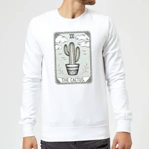 Barlena The Cactus Sweatshirt - White