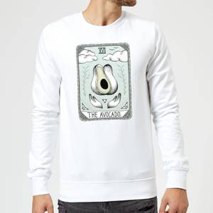 Barlena The Avocado Sweatshirt - White