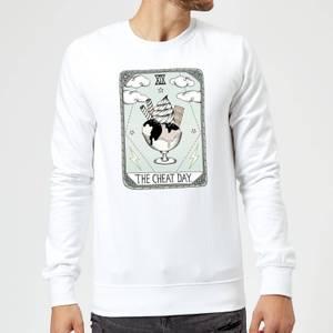 Barlena The Cheat Day Sweatshirt - White