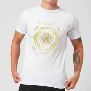 Barlena Snakes Men's T-Shirt - White