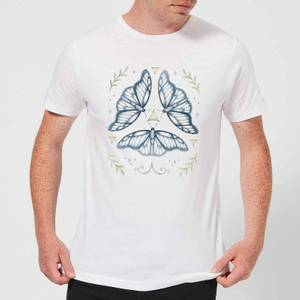 Barlena Fairy Dance Men's T-Shirt - White