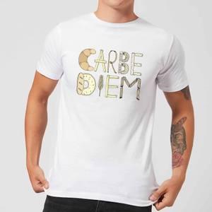 Barlena Carbe Diem Men's T-Shirt - White