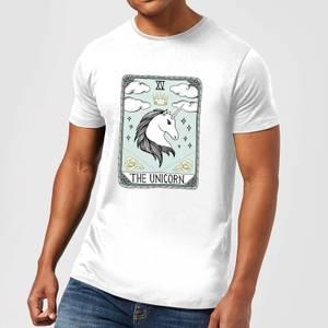Barlena The Unicorn Men's T-Shirt - White