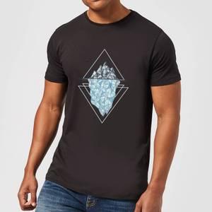 Barlena Iceberg Men's T-Shirt - Black