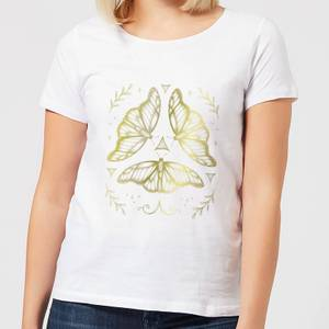 Barlena Fairy Dance Women's T-Shirt - White