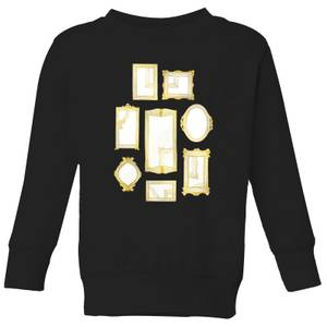 Barlena Frames Kids' Sweatshirt - Black