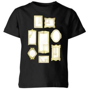 Barlena Frames Kids' T-Shirt - Black