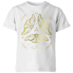 Barlena Fairy Dance Kids' T-Shirt - White