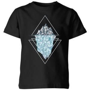 Barlena Iceberg Kids' T-Shirt - Black