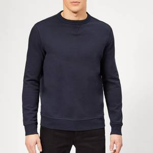 BOSS Men's Walkup Sweatshirt - Navy