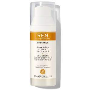 REN Clean Skincare Glow Daily Vitamin C Gel Cream żel-krem z witaminą C 50 ml