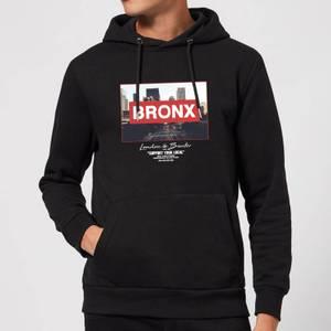 Bronx Support Hoodie - Black