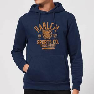 Harlem Sports Hoodie - Navy