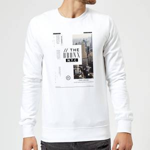 The Bronx Sweatshirt - White