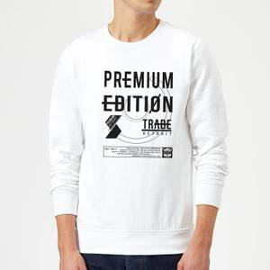 Premium Edition Sweatshirt - White