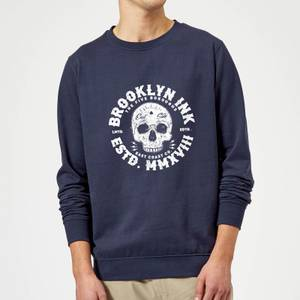 Brooklyn Ink Sweatshirt - Navy