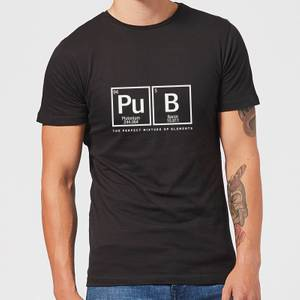 Perfect Elements Men's T-Shirt - Black