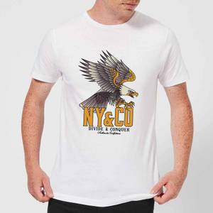 Eagle Tattoo Men's T-Shirt - White