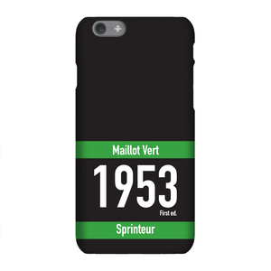 Maillot Vert Phone Case for iPhone and Android