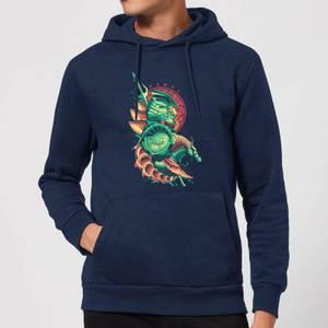 Aquaman Xebel Hoodie - Navy