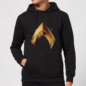 Aquaman Symbol Hoodie - Black