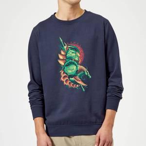 Aquaman Xebel Sweatshirt - Navy