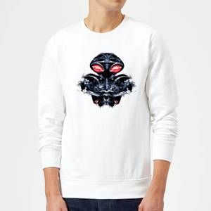 Aquaman Black Manta Sea At War Sweatshirt - White