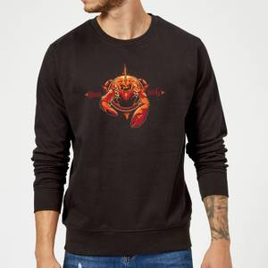 Aquaman Brine King Sweatshirt - Black